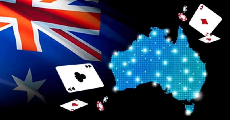 Запрет покера в Австралии