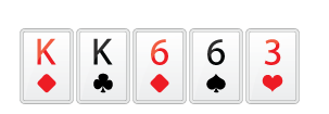Two Pairs | Две Пары - Комбинация в покере