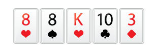Pair | Пара - Комбинация в покере