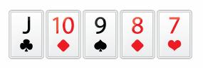 Street | Стрит - Комбинация в покере