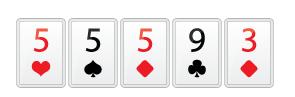 Set | Сет - Комбинация в покере