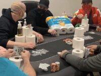 Карантин и покер